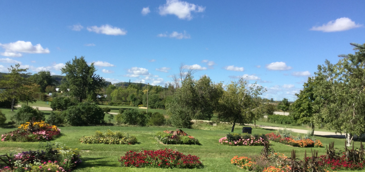 Country Heritage Park, Milton, Ontario Canada - AAS Landscape Design Contest