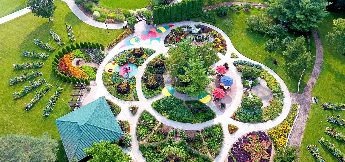 1st Place: Dow Gardens, Midland, Michigan | All-America Selections
