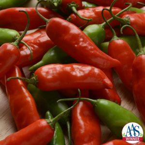 Aji Rico Pepper F1 - 2017 AAS Edible-Vegetable National Winner