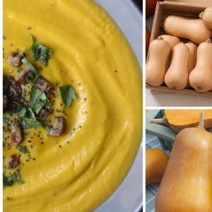 CHIPOTLE MAPLE BUTTERNUT SQUASH SOUP
