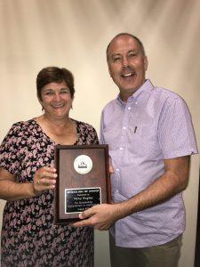 2017 Vicky Rupley - AAS Medallion of Honor