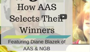 How AAS Selects Their Winners