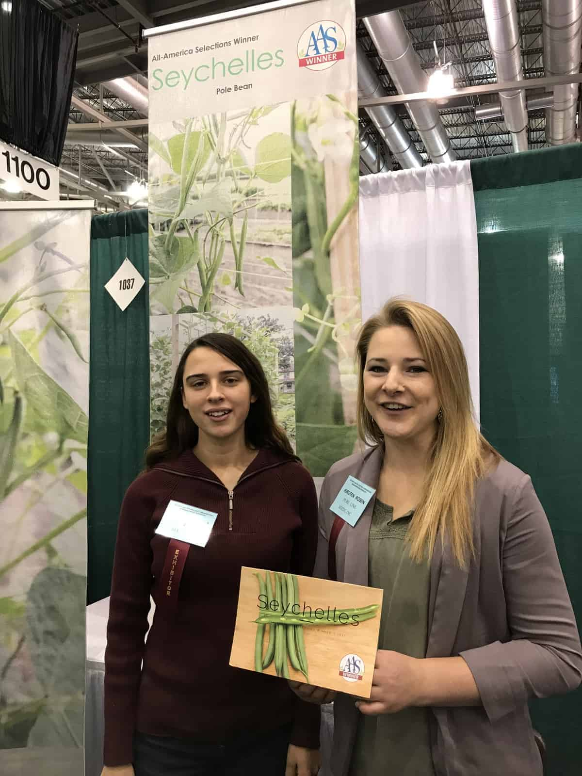 PureLine Seed at the Michigan Grower Expo