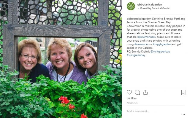 Third Place Winner: Green Bay Botanical Garden, Green Bay, Wisconsin - 2018 AAS Display Garden Challenge