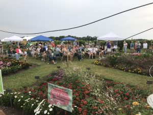 """Honorable Mention, """"Community/Group Involvement"""": UW Spooner Ag Research Station Teaching and Display Garden, Spooner, Wisconsin - 2018 AAS Display Challenge"""