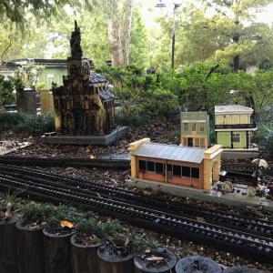 Train Garden New Orleans Botanical Garden - AAS Display Garden