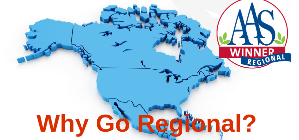 Why Go Regional with AAS Winners