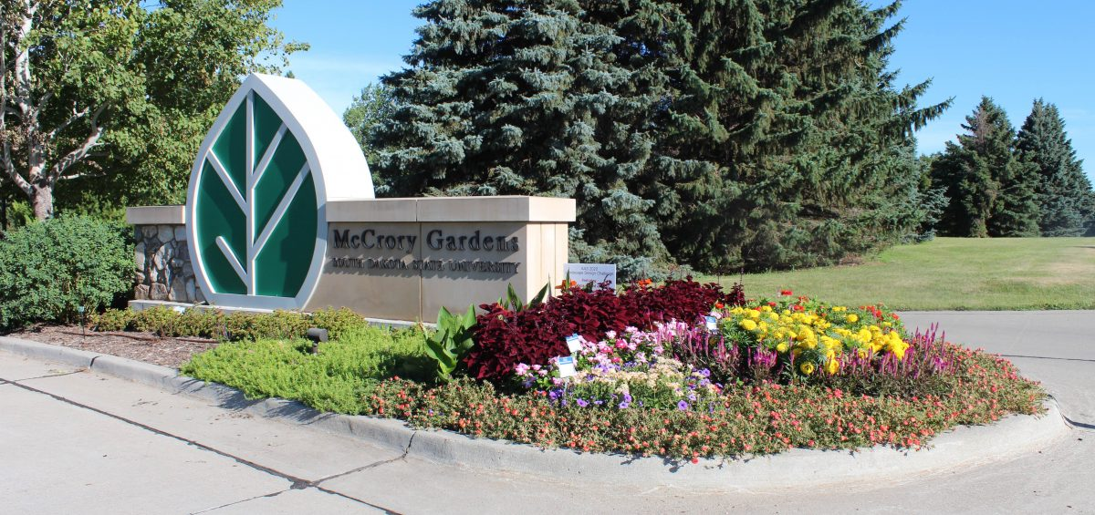Second Place Winner (tie): McCrory Gardens, Brookings, South Dakota