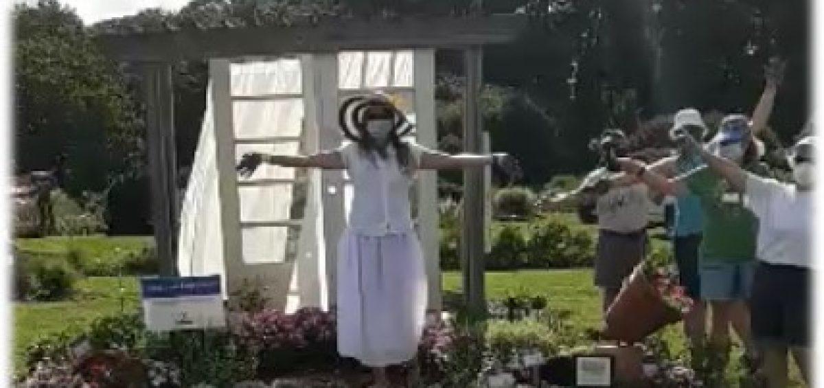 First Place Winner (tie): Virginia Beach Master Gardeners, Virginia Beach, Virginia