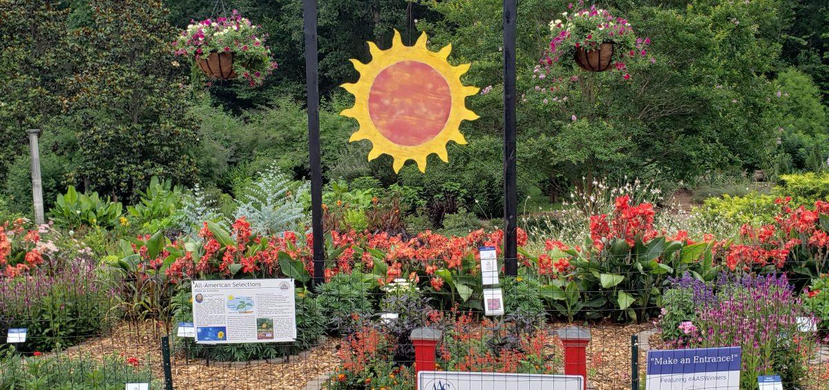 First Place Winner: State Botanical Garden, Athens, Georgia