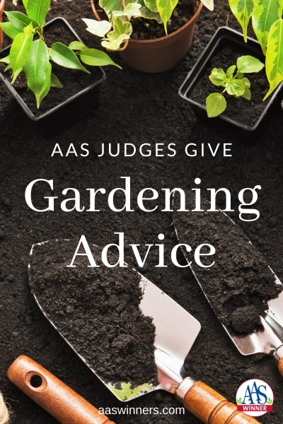 Garden Advice from our AAS Trial Judges - All-America Selections