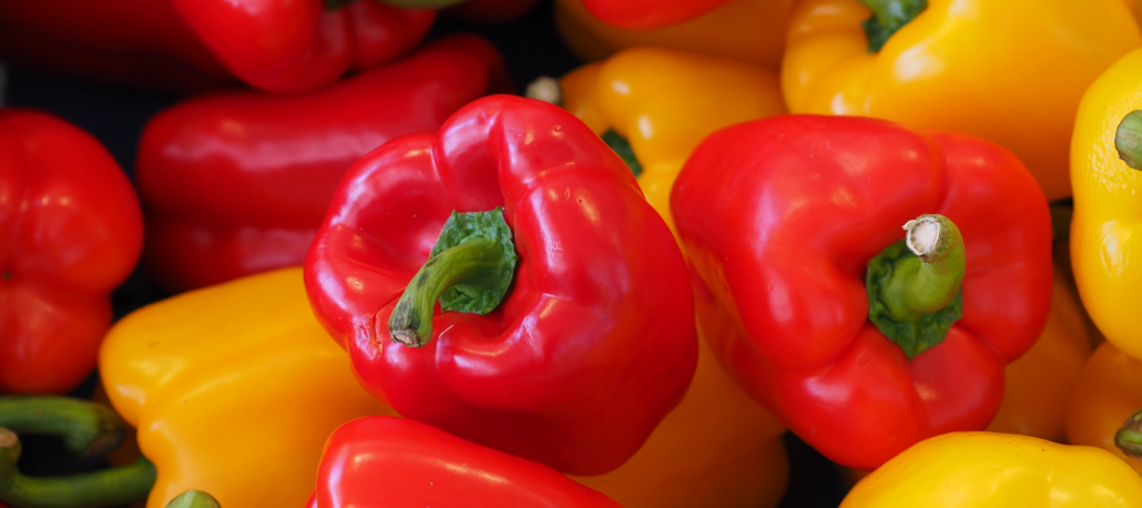 AAS Winning Sweet Peppers for Your Garden - All-America Selections