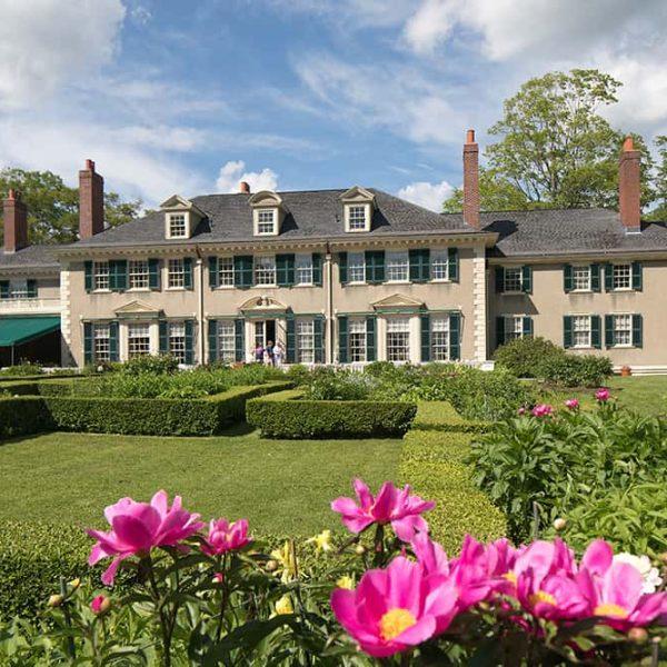 The Gardens at Hildene, Lincoln Family Home