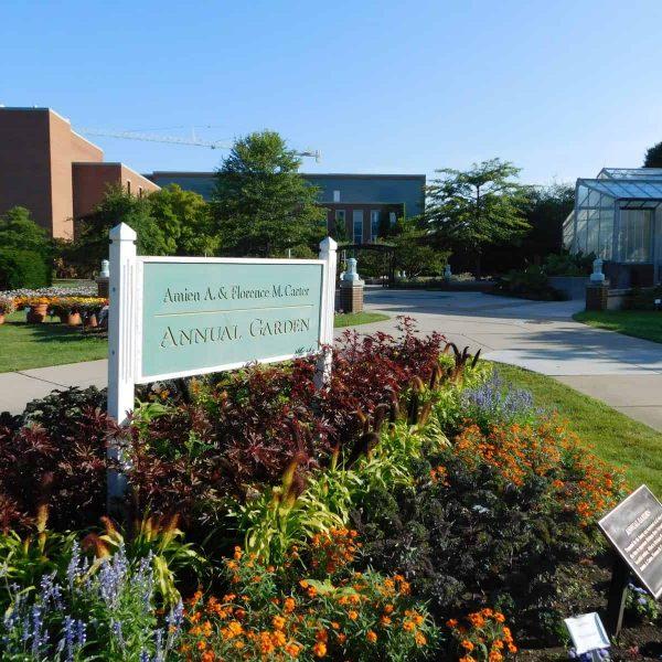 Michigan State University Horticulture Garden