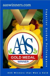 AAS Winners that Won the Gold - All-America Selections